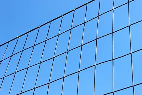 DeerBusters 4' x 100' Welded Wire 14 Gauge Before PVC Coating 2'x 4' Mesh