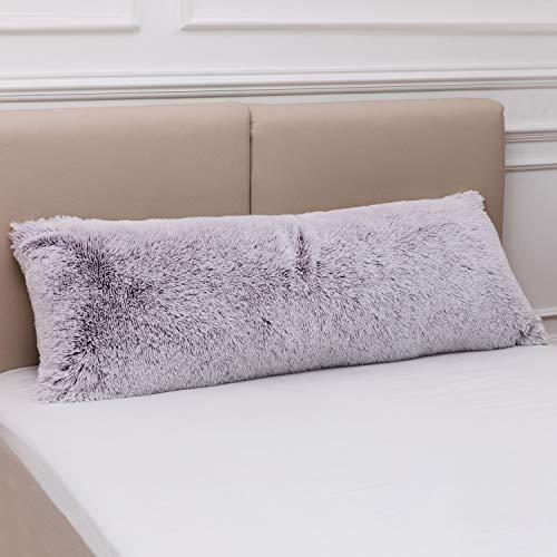 Shaggy Body Pillow