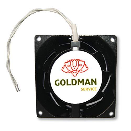 Estufas De Pellets Insertables Marca GOLDMAN SERVICE