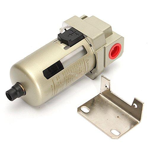 EsportsMJJ AF4000-04 Luchtfilter 1/2 Lucht Inline Afvoerfilter Compressor Watervocht Trap Separator
