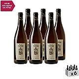 Condrieu Les Ravines Blanc 2018 - Rémi Niero - Vin AOC Blanc de la Vallée du Rhône - Cépage Viognier - Lot de 6x75cl