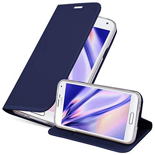 Cadorabo Funda Libro para Samsung Galaxy S5 / S5 Neo en Clas