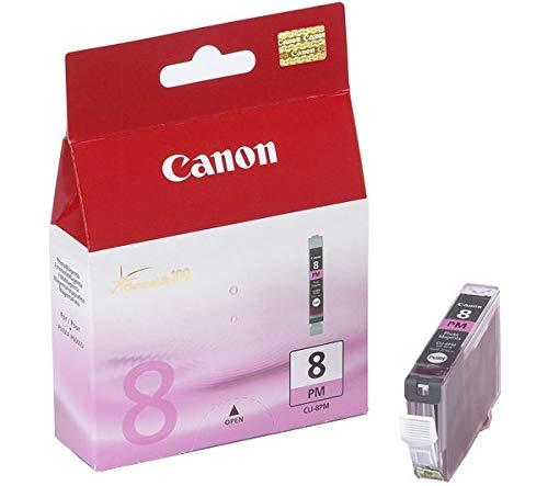 Original Canon 0625B001 / CLI-8PM Tinte light Magenta für Canon Pixma Pro 9000