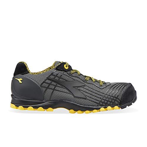 Utility Diadora - Zapato de Trabajo Beat II Text Low S1P HRO SRC para Hombre y Mujer (EU 42)