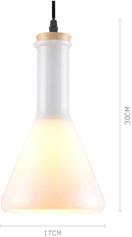 Pendelleuchte Nordic Art Glas Leuchter Restaurant Bar Cafe Tabellen Office Kleidung Kronleuchter Kronleuchter (Farbe  1096-1)