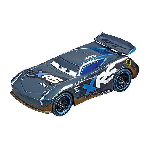 Carrera 20064154 Disney·Pixar Cars-Jackson Storm-Mud Racers, Mehrfarbig