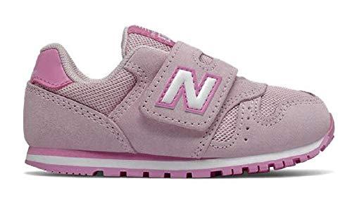 New Balance 373 - Zapatillas deportivas para niñas, color rosa
