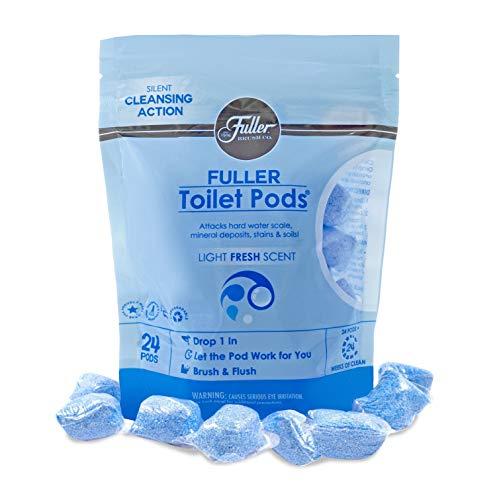Fuller Brush Toilet Bowl Cleaner Pods - Water Soluble...