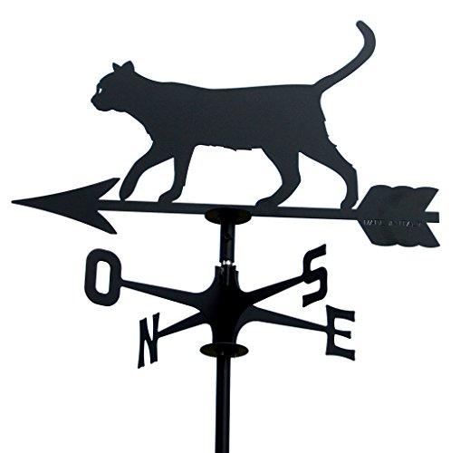 Cornali Banderuola segnavento segna Vento Gatto. Prodotto artigianalmente in Italia.