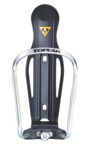 TOPEAK Modula Cage 2 Flaschenhalter Aluminium PET Standard Trinkflasche Fahrrad Transport, 15200312
