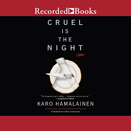 Cruel Is the Night audiobook cover art