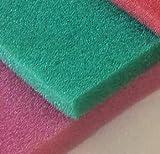 Espuma poliuretano verde en plancha