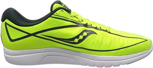Saucony Kinvara 10, Chaussures de Running Compétition Homme, Jaune (Amarillo 37), 43...