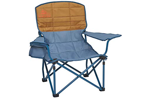Kelty Lowdown Camping Chair, Tapestry/Canyon Brown – Portable, Folding...