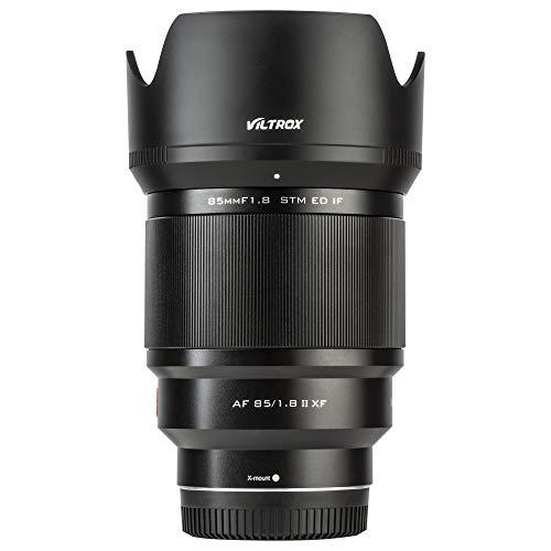 VILTROX 85mm f1.8 Mark II for Fuji x Mount 85mm ii Lens AF Auto Lens...