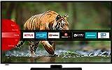 JVC LT-50VU6955 126 cm / 50 Zoll Fernseher (Smart TV inkl. Prime Video / Netflix / YouTube, 4K UHD mit Dolby Vision HDR / HDR 10 + HLG, Bluetooth, Works with Alexa, Triple-Tuner) [Modelljahr 2020]