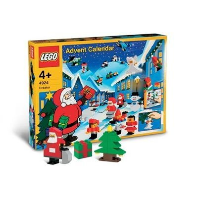 Lego - 4924 - Adventskalender - 2004