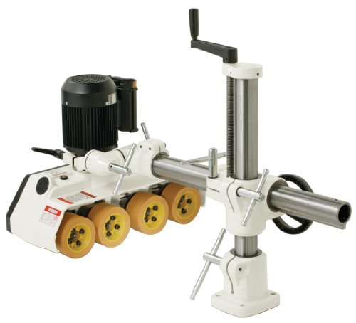 Shop Fox W1768 Power Feeder - 1 Hp, 4 Roller, Single-Phase