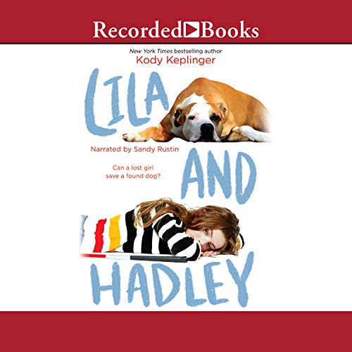 Lila and Hadley audiobook cover art