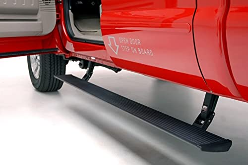 AMP Research 75104-01A PowerStep Electric Running Boards for 1999-2001 &...
