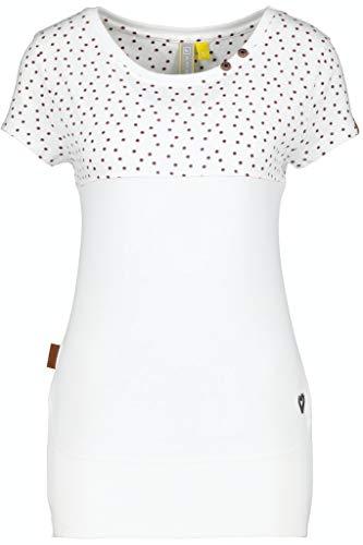 Alife and Kickin Damen CoraAK T-Shirt, Cloudy, XL