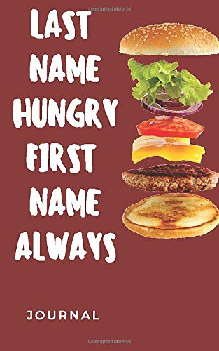 last name hungry first name always: the best GIFT for food...