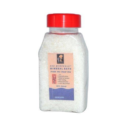 Sea Minerals Bath Salts, 16 Ounce by Sea Minerals