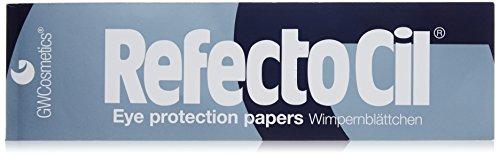 GWCosmetics RefectoCil Wimpernblättchen, 1er Pack, (1x 96 Stück)