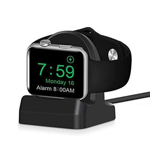 DrPhone Oplaadstation geschikt voor alle Apple Watch Series - 38mm t/m 44mm - Draadloos opladen van je Apple Smartwatch