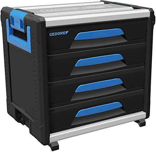 GEDORE 1110 WM 24 Werkzeug-Box-Modul WorkMo B2, 4 Schubladen H6