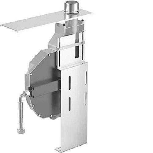 Hansa Universal Einbaukasten für Brause mit Aufrollautomatik, chrom, 53060200