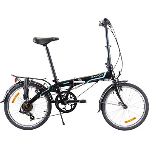 Dahon Folding Bikes Vybe D7 Tour Deltec, 20 In. Wheel Size