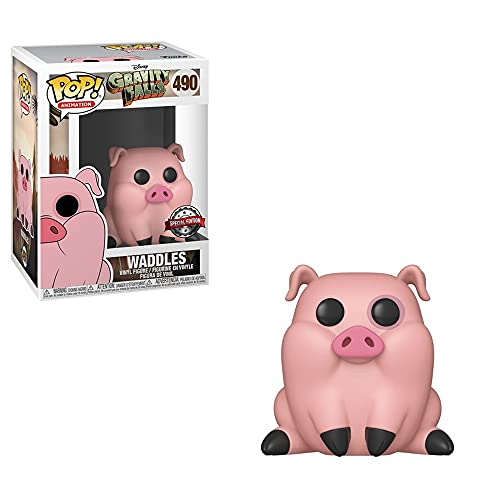 Funko POP! Animation: Gravity Falls - Waddles - Exclusive