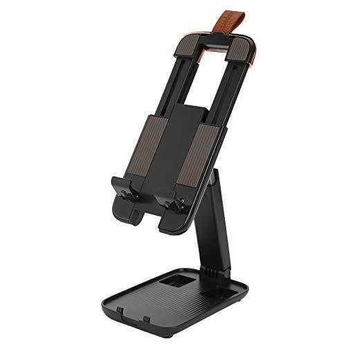 CUTULAMO Soporte de Tableta, Soporte de teléfono multiángulo Ajustable para Tableta de teléfono de Escritorio