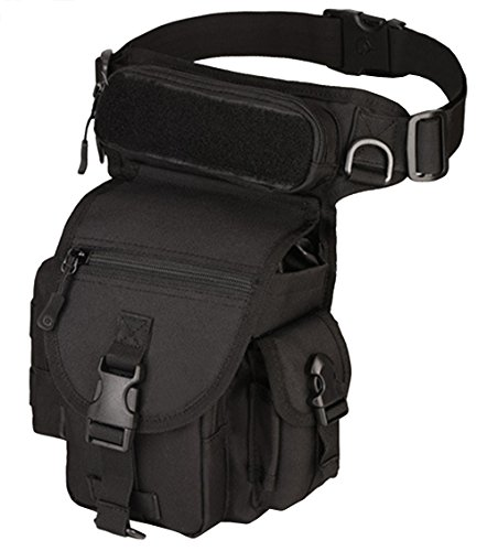 Sports Waist Bag Tactical Leg Bag Camouflage Tragbar Gürteltasche Outdoor Aktivitäten Climbing Cycling and Jogging Hip Pack Anti-Theft Personal Fanny Pack for Smartphone Schlüssel Ändern Kreditkarte