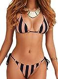 delle Donne del Bikini Due Pezzi Tankini Cinghia della Stampa del Leopardo di Usura Pancia Controllo Costume da Bagno Beach per Il Surf