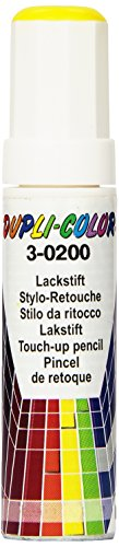 Dupli-Color 599859 Lackstift Auto-Color gelb 3-0200 12ml, Yellow