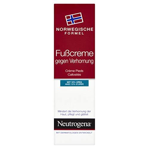 mächtig der welt Neutrogena Fußcreme, 10% Harnstoff, 250 ml norwegische Peelingformel