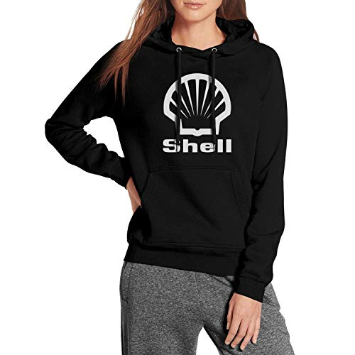 Unicorns Farting Women's Hooded Sweatshirt Running Shell-Gasoline-Gas-Station-Near-me- Wool Thick Warm Hooded Sweatshirts