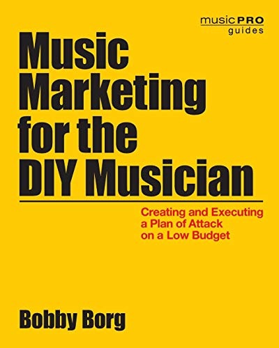 MUSIC MARKETING FOR THE DIY MUSICIAN (Music Pro Guides)