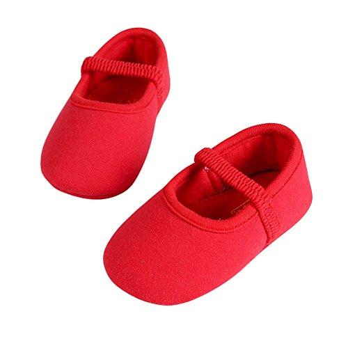 Chaussures Toddler Coton Sole bébé Chaussures bébés Chaussures Garçon Fille chaque saison