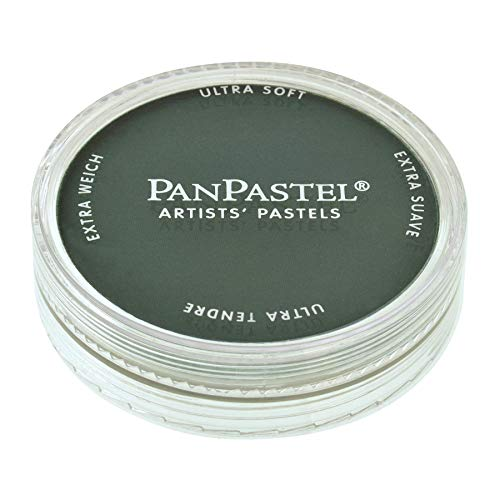 PanPastel Ultra Soft Artist Pastel 9ml-Phthalo Green Extra Dark
