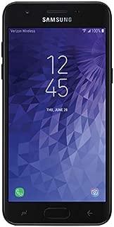 Samsung Galaxy J3 V 16GB (2018) 2nd Edition Black for Verizon (Renewed)