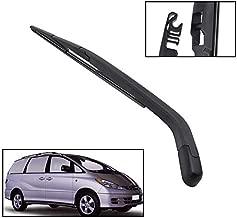 Wipers Hukcus Windshield Windscreen Wiper Blade Arm Set Kit For Toyota Estima Tarago Previa 2000-2005 Rear Window 2001 2002 2003 2004