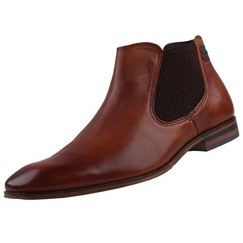 bugatti Herren 311101204100 Klassische Stiefel, Braun, 42 EU
