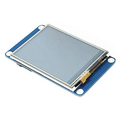 L-YINGZON Nextion Hmi 2.4 Tft 320X240 Resistive Lcd Press Screen Intelligent Display Module For Nx3224T024 4M Flash,2Kbyte Ram,65K Colors