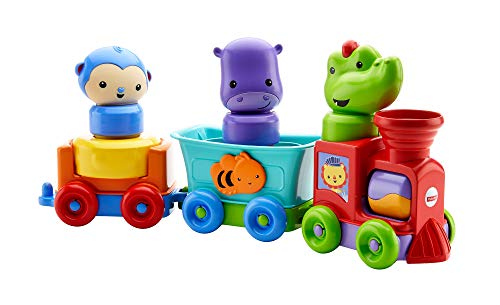 Fisher Price Silly Safari Tren Animales Divertidos
