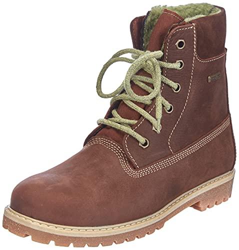 Däumling Chłopięce buty zimowe Andy, brązowy - 38 EU