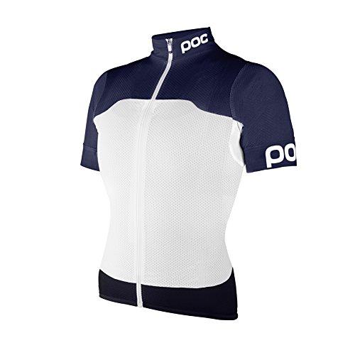 POC Sports Femme Raceday WO Climber Jersey XL Navy Black/Hydrogen White