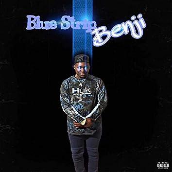 Blue Strip Benji